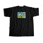 LET ME RIDE S/S TEE (BLACK)