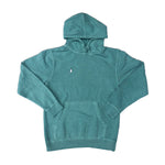 MILK BOTTLE LOGO HOODIE (MINT)