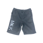 MILK SHORTS (PIGMENT BLACK)