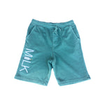 MILK SHORTS (PIGMENT MINT)