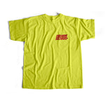 I'M OUT S/S TEE (SAFETY GREEN)
