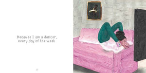 """I Am A Dancer ..."" Picture Book For Early Readers"