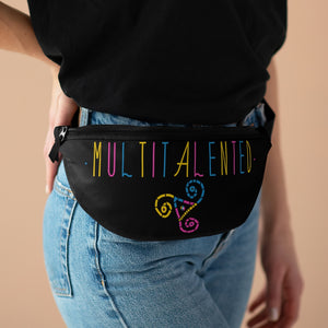 Spiral Fanny Pack