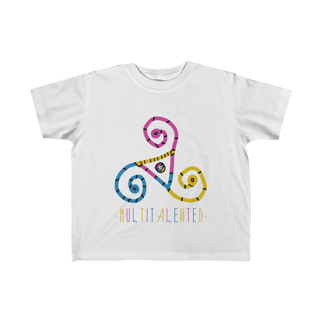 Multitalented Jersey Tee - Toddler 2T - 6T