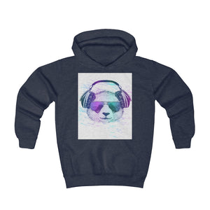 Open image in slideshow, Music Bear Youth Hoodie