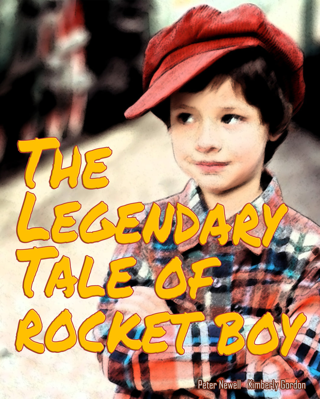 The Legendary Tale of Rocketboy
