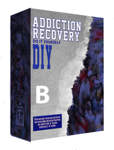Addiction Help DIY: Plan B