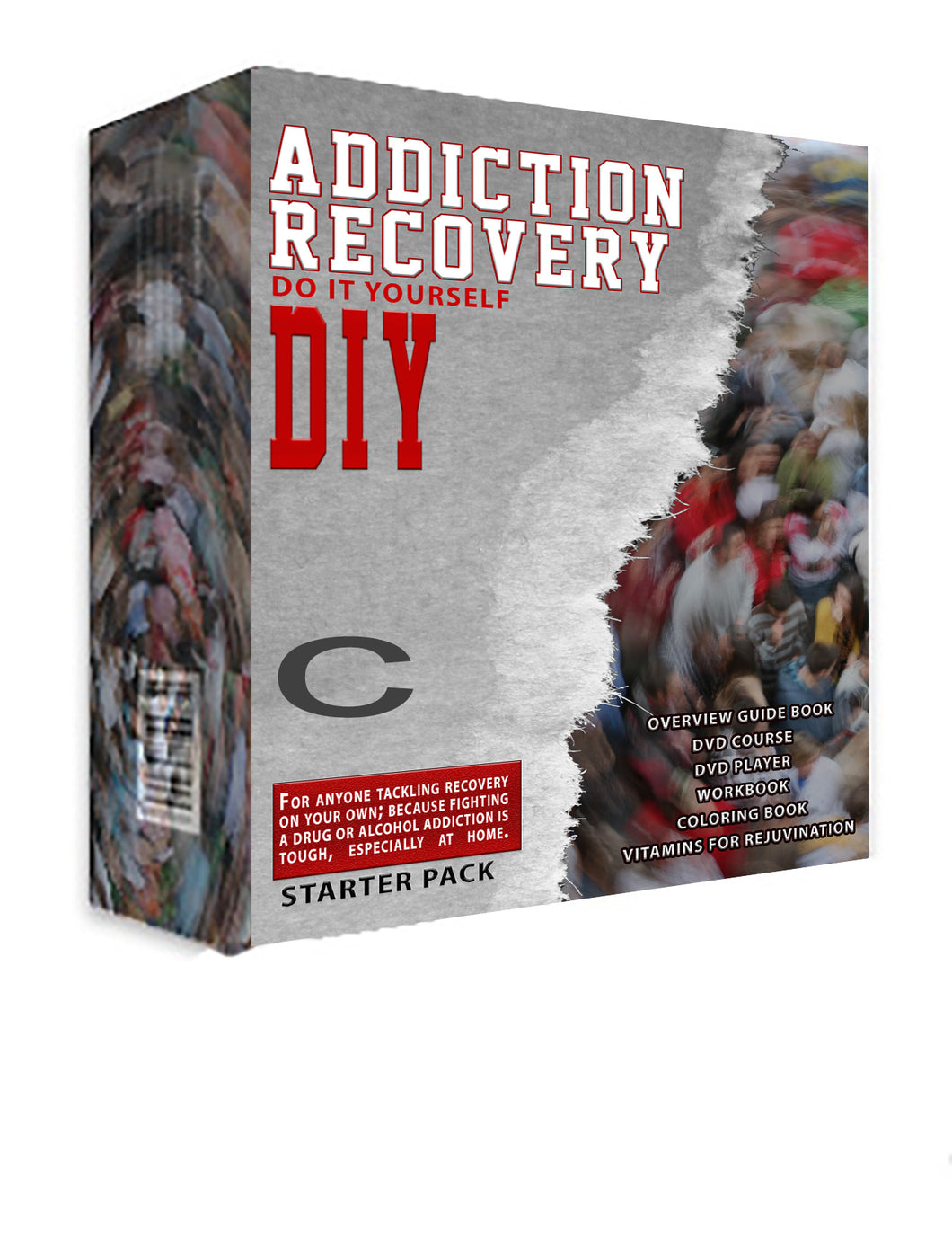 Addiction Recovery DIY: Plan C