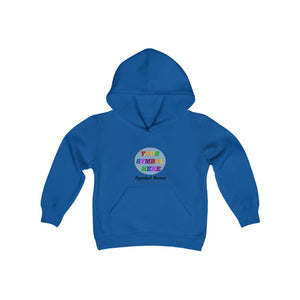 Custom Tafiti Kids Club -  Youth Heavy Blend Hooded Sweatshirt