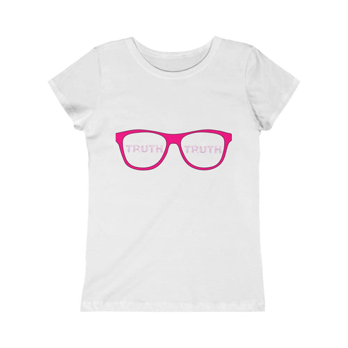See the Truth - Girls Princess Tee