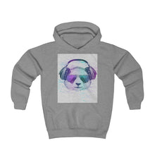 Music Bear Youth Hoodie