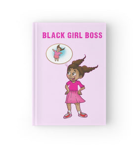 Black Girl Boss - Note Book