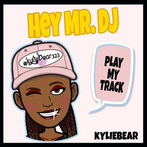 Hey Mr. DJ (Single) - KylieBear | Party Song for Kids