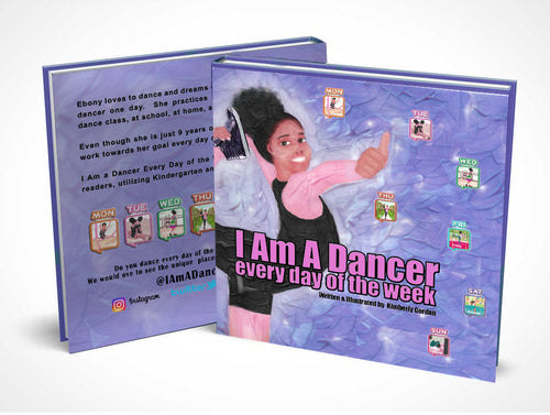 I Am A Dancer - 10 Paperback Books (Wholesale) - FREE SHIPPING