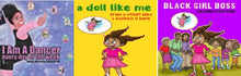 Black Girl Books Bundle (FREE SHIPPING)