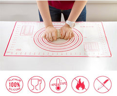 Silicone Pizza Mat - KitchStuff