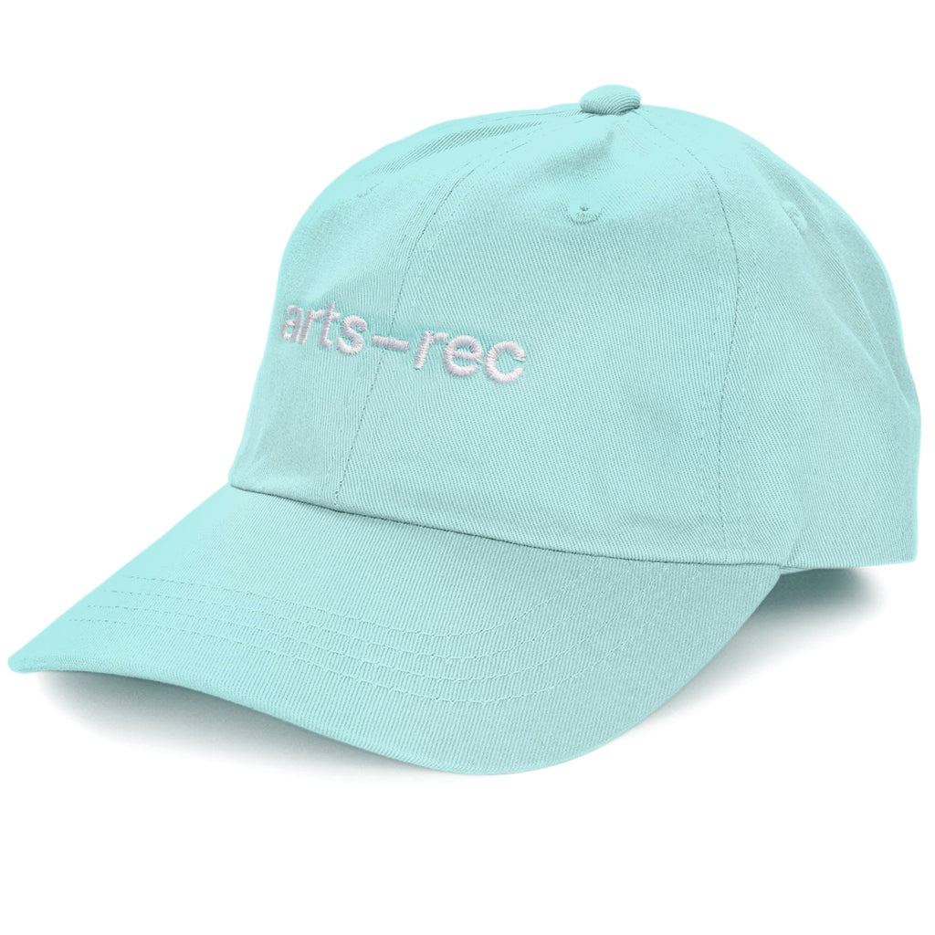 Arts-Rec Logo Dad Hat - Diamond Blue