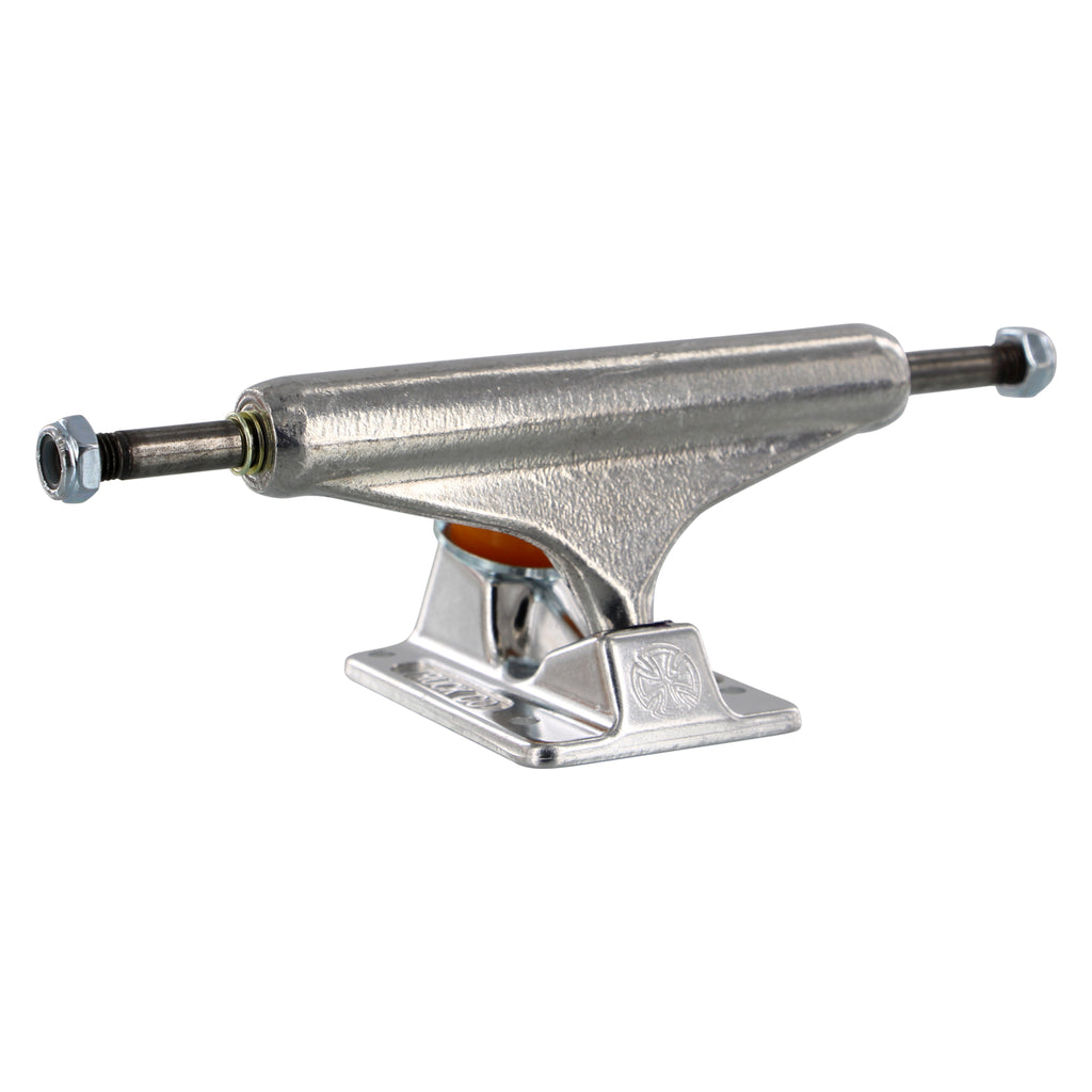 Independent 159mm Forged Hollow Trucks - Silver / Silver