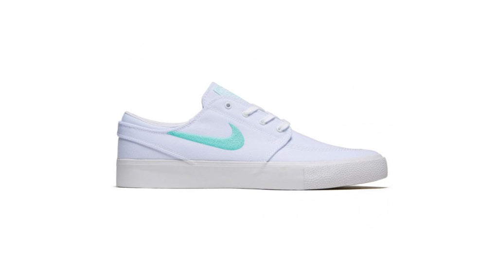 Nike SB Zoom Janoski CNVS RM -White / Tropical Twist