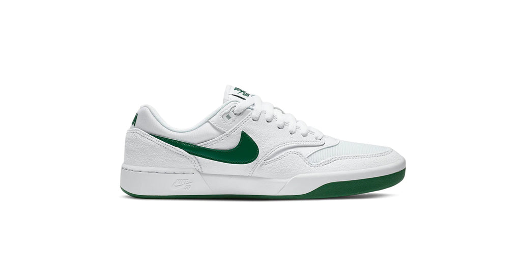 Nike SB GTS Return - White/ Pine Green-White