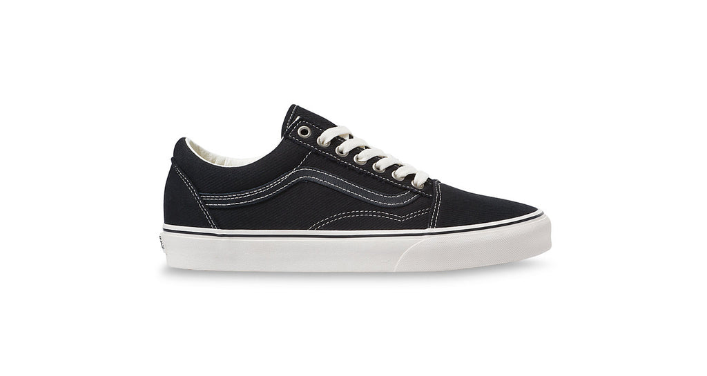 Vans Old Skool - (Earth) Black / Marshmallow