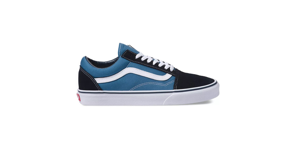 Vans Old Skool - Navy / White