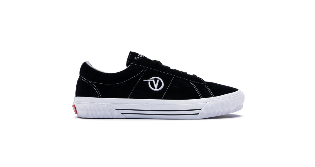 Vans Saddle Sid Pro - Black / White