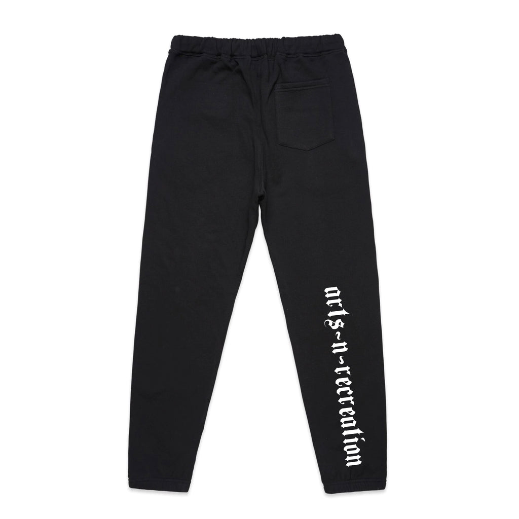 Arts-Rec Bone Sweats - Black