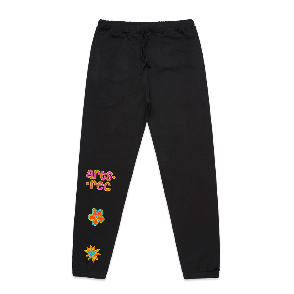 Arts-Rec De La Arts Sweats - Black