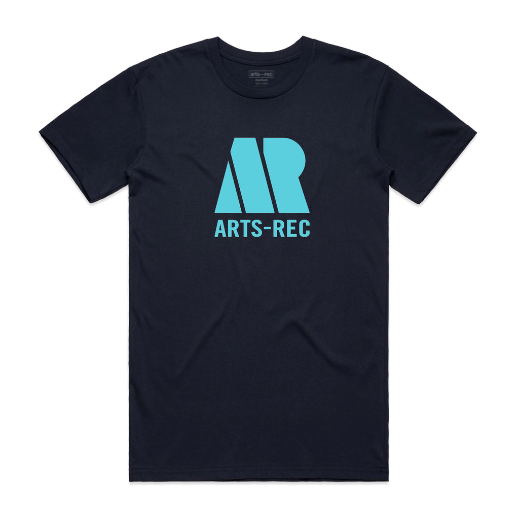 Arts-Rec RecTown Tee - Navy