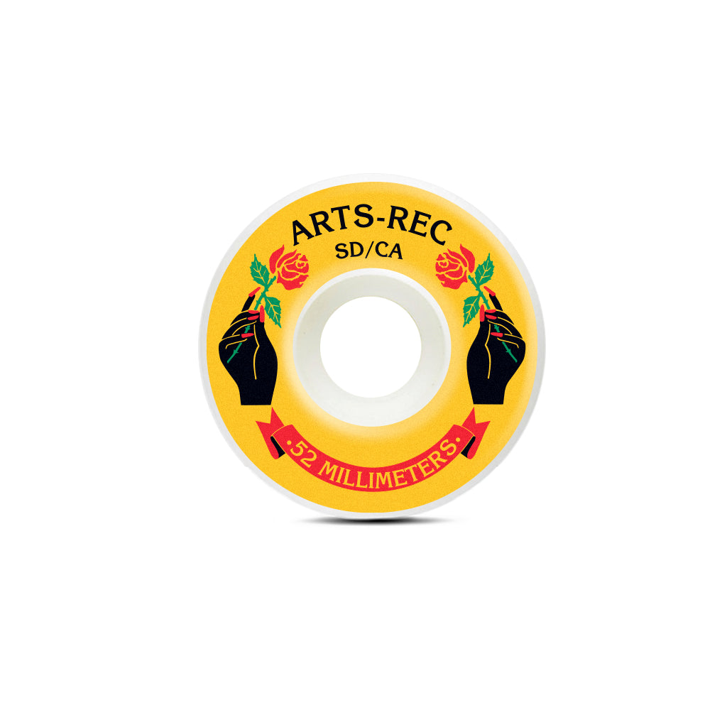 Arts-Rec Salon Wheels - 52mm