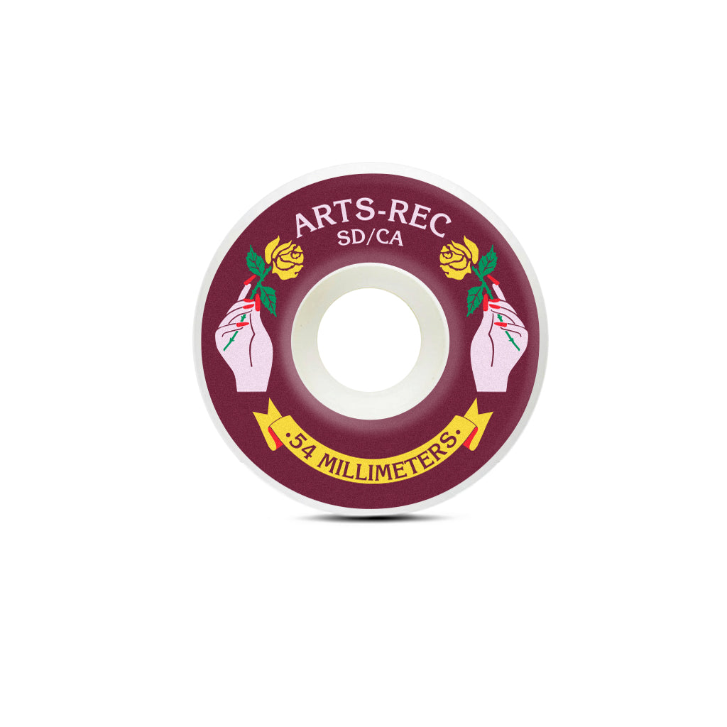 Arts-Rec Salon Wheels - 54mm