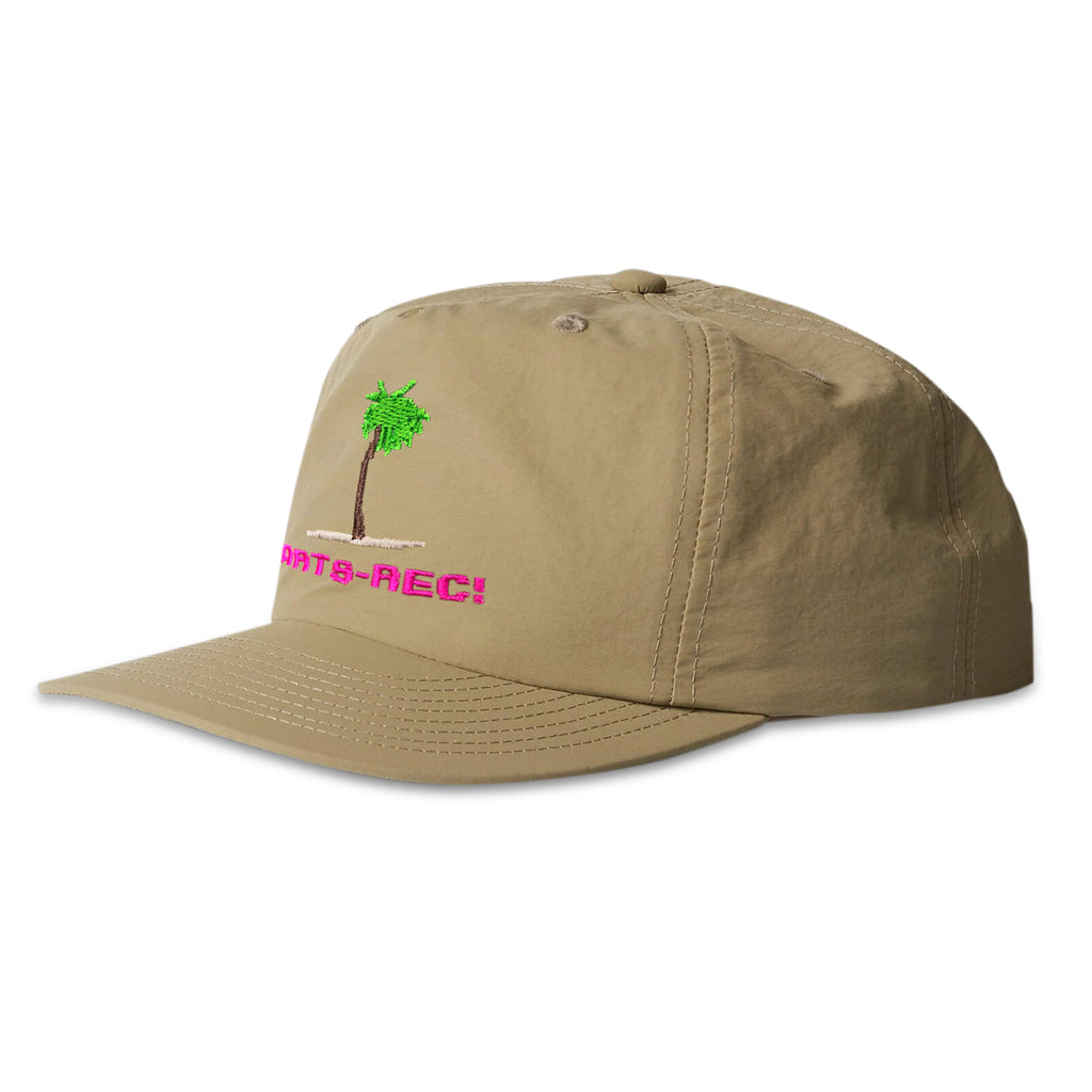 Arts-Rec Out Run Hat - Khaki