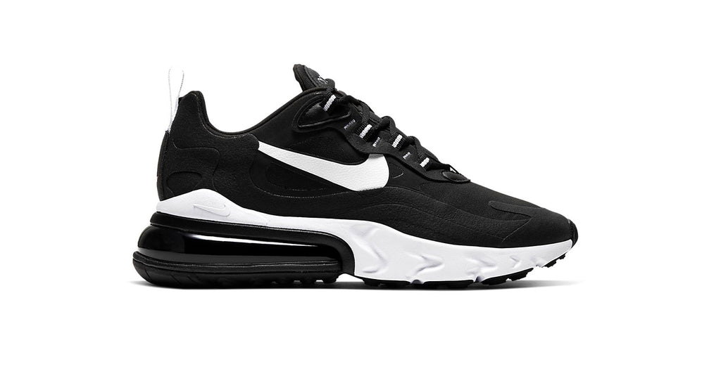 Nike Air Max 270 React - Black/White