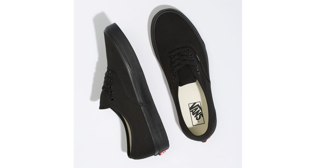 Vans Authentic - Black / Black