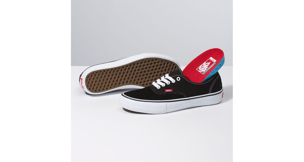 Vans Authentic Pro - Black / True White