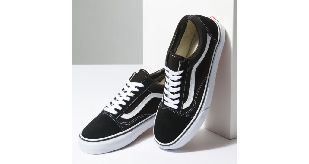 Vans Old Skool - Black / White