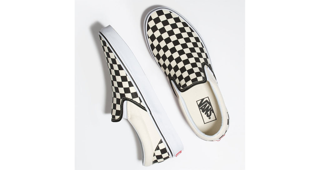 Vans Classic Slip On - Checkerboard