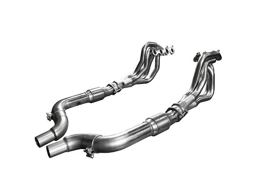 Kooks 1 3/4in Long Tube Catted Headers (2015-2019 GT)