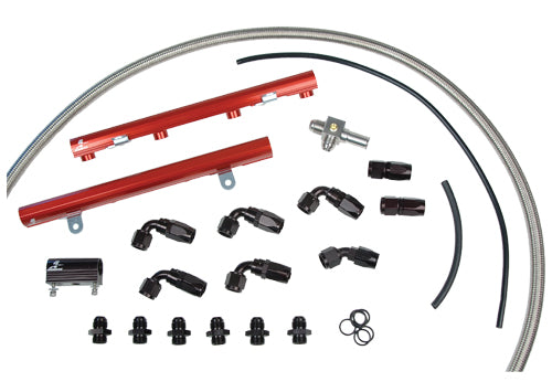Aeromotive Fuel Rail System (2005-2009 GT)