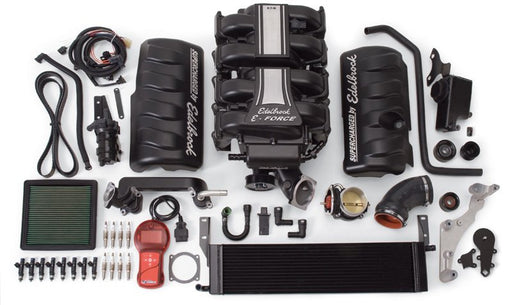 Edelbrock E-ForceSupercharger Stage 1 Tuner Kit (2005-2009 GT)