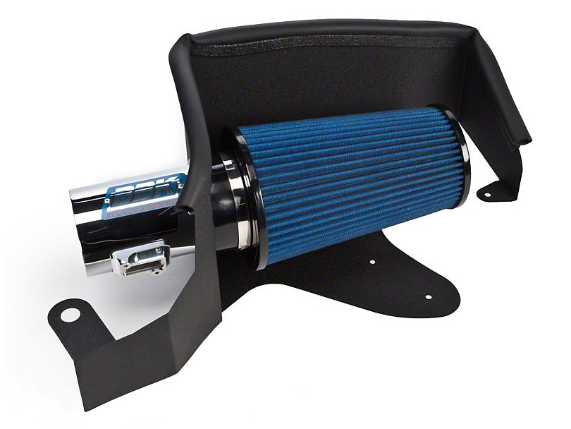 BBK Cold Air Intake - Chrome Finish (2010 GT)