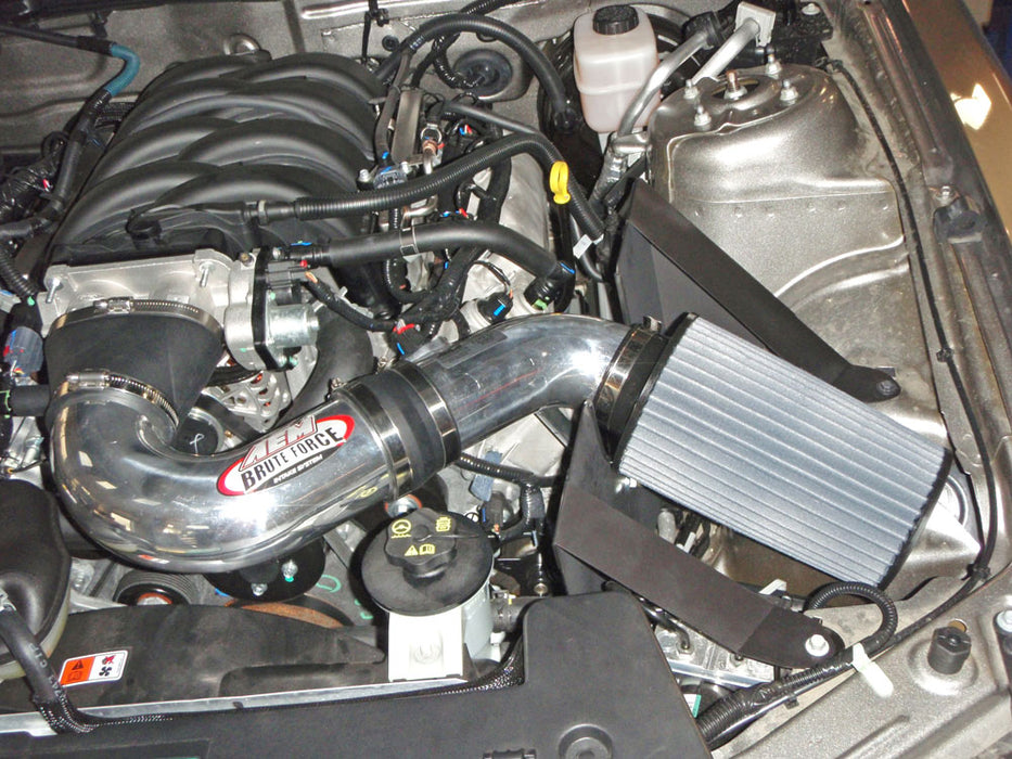 AEM Brute Force Intake System FORD MUSTANG GT 2007-2008 - Lebanon Ford Performance Parts