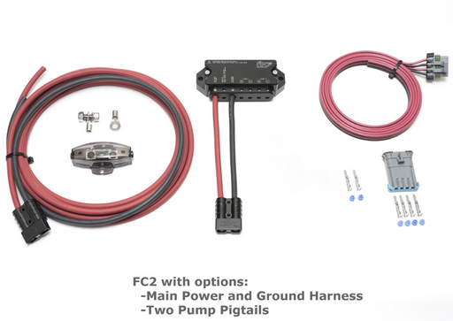 Fore FC2 Dual Fuel Pump Controler (2005-2019 All w/Fore Dual Pump System)