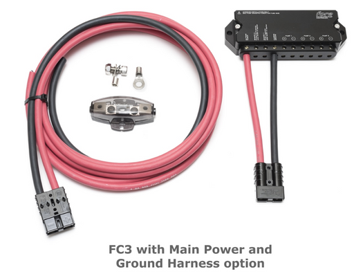 Fore FC3 Dual Fuel Pump Controler (2005-2019 All w/Fore Dual Pump System)