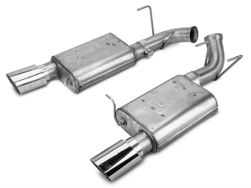 BBK VariTune Axle Back Exhaust-Stainless Steel (2011-2014 GT)