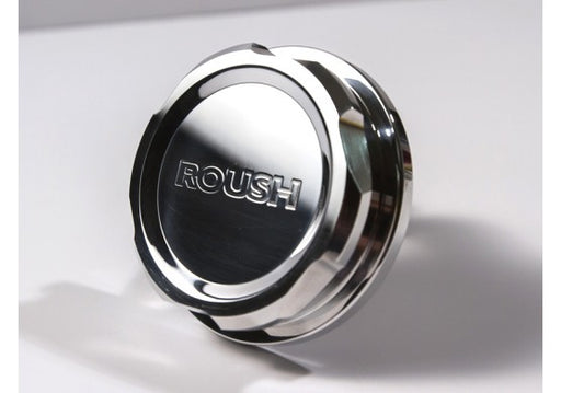 Roush Polished Washer Fluid Cap - Lebanon Ford Performance Parts