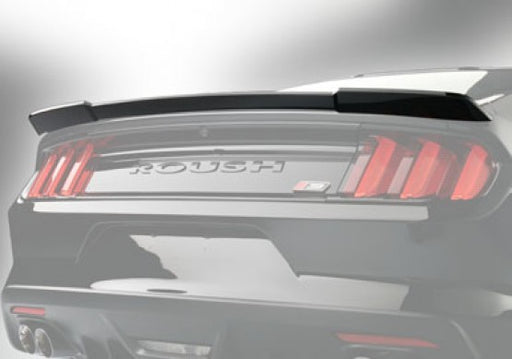 ROUSH Rear Spoiler - Black - Lebanon Ford Performance Parts