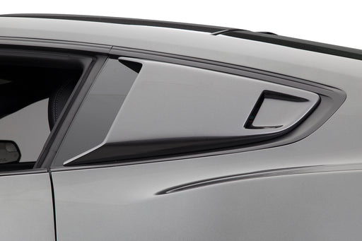 Cervini's Eleanor Style Quarter Window Louvers (2015-2019 All)