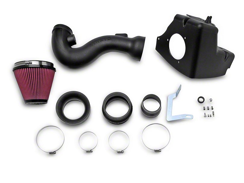 Airaid MXP Cold Air Intake  w/ SynthaFlow Oiled Filter (2010 V6)